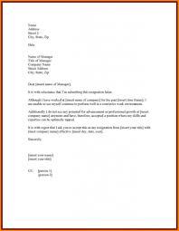 Polite Resignation Letter Sample Design word training manual ...