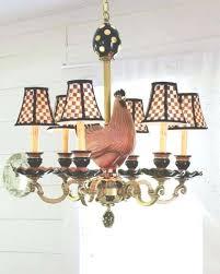 mackenzie childs chandelier rooster 6 light chandelier in rooster chandelier gallery of