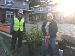 Rhododendrons Returned to Lake Trail Habitat Homes - Habitat for Humanity  Vancouver Island North