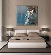 original oil painting for bedroom