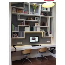 wooden wall shelf for home office rs