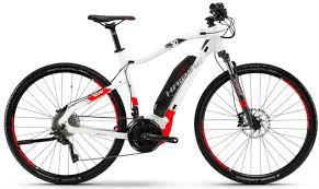2018 Haibike Sduro Cross 6 0 High Step Electric Mountain Bike