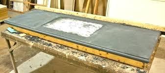 cast in place concrete precast exchange s countertops cost pour