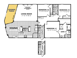 Exquisite Modest 5 Bedroom Modular Homes Doublewide Home Floor Legacy Mobile Home Floor Plans