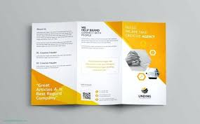 make tri fold brochure create a trifold brochure online line product catalog template