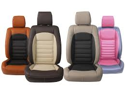picture of 3d custom pu leather car seat covers for chevrolet beat ht