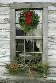 Christmas Window Box Decorations Pin by Clara Camatel on Christmas shining☆ Pinterest 62