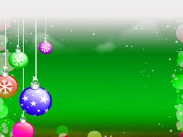 Christmas Vector Frame Backgrounds For Powerpoint Christmas Ppt