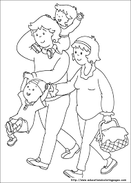 Small Picture Caillou Coloring Pages Educational Fun Kids Coloring Pages and