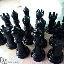 oversized chess set categories big carnival festivals outdoor jumbo life