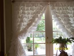 il fullxfull black curtain ruffled curtains and ds decorate the house with beautiful ruffle blackout white