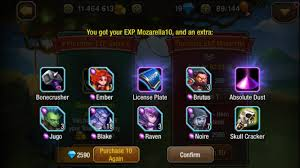 dot arena unboxing 10 gold treasure box dota 2 game for iphone