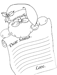 Dear+Santa doc 550712 santa list template printable letter to santa on christmas newsletter template free pdf