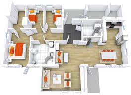 Floor Plans   RoomSketcherModern House Floor Plans