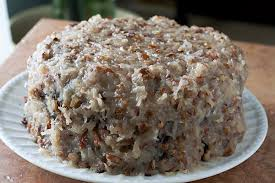 German Chocolate Birthday Cake Fatfree Vegan Kitchen