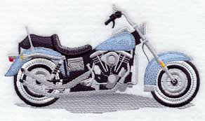 Machine Embroidery Designs at Embroidery Library! - Embroidery Library & Easy Ridin' Motorcycle Adamdwight.com