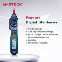 Цифровой <b>Мультиметр MASTECH MS8212A</b>, Бесконтактный ...