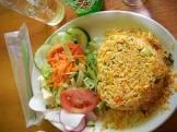 arroz con pollo salad