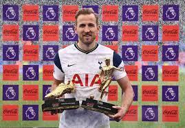 Tottenham Hotspur's Harry Kane ...