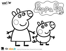 Small Picture 69 best Peppa pig images on Pinterest Pigs Pig birthday and