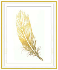 gold foil wall art awesome faux gold leaf feather wall art gold art print gold and on gold leaf feather wall art with gold foil wall art awesome faux gold leaf feather wall art gold art