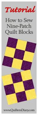 Best 25+ Quilt making ideas on Pinterest   Beginner quilting ... & This week's easy quilt block is made of nine small fabric squares arranged  in a Adamdwight.com