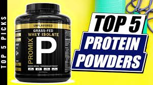 top 5 best protein powder of 2020