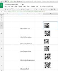 Google Charts Api For Qr Code Generator How To Generate The Qr Images In Batch Using Google Drive