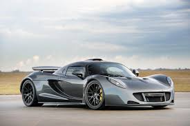 The Hennessey Venom GT Doesn't Disappoint