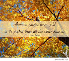 Beautiful Fall Quotes