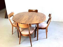 unique mid century modern dining table chairs round room furniture scandinavian dining table chairs