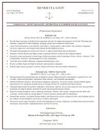 Sample Litigation Paralegal Resume Resume Paralegal Resume 16