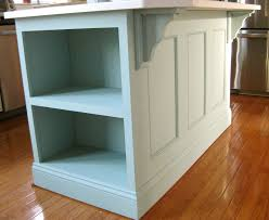 painted kitchen islandsRemodelando la Casa Kitchen Island Painted ASCPDuck Egg Blue