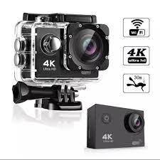 Camera hành trình chống nước chống rung 4K Ultra HD DV, kết nối wifi (  Goplus Cam), góc quay 170 độ -BẢO HÀNH UY TÍN - Camera hành trình - Action  camera