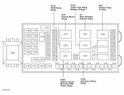 ford f350 fuse box diagram ford wiring diagrams online