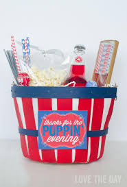 Hostess Gift Hostess Gift Basket With Michaels By Love The Day