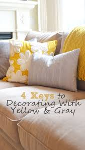 Yellow And Gray Living Room 17 Best Ideas About Yellow Gray Room On Pinterest Grey Yellow