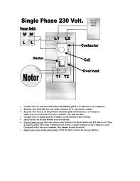 230 volt single phase wiring diagram 230 image single phase 208 wiring diagram single auto wiring diagram schematic on 230 volt single phase wiring