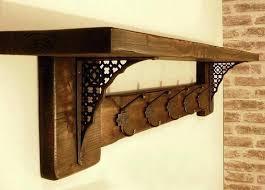 wooden coat rack coat rack with shelf best wall mounted coat rack ideas on coat rack