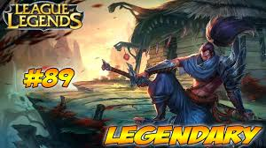 League Of Legends - Gameplay - Yasuo ...