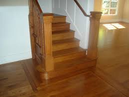 Red Oak Floor Stains | Quarter sawn red oak stained nutmeg provided by Rich  Hardwood Floors