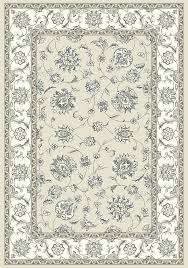 dynamic rugs ancient garden soft grey cream area rug gray and pellot dark p
