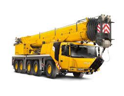 Manitowoc Intros Grove Gmk5150 L 4100l 1 All Terrain Cranes