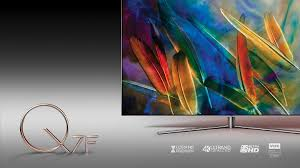 samsung tv qled 65. with it\u0027s new metal alloy quantum dot material, the samsung qled tv showcases 100% colour volume (dci-p3)*. upgrade content on your and everything tv qled 65 d