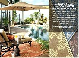 best all weather outdoor rugs patio area rug resistant outdo