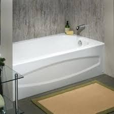 enamel steel bath tub shown in white american standard americast weight cadet