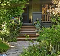 garden landscaping ideas. Front-yard-landscaping-ideas-path-flowers-gardenista Garden Landscaping Ideas
