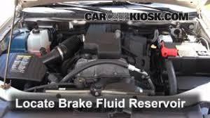replace a fuse 2004 2012 chevrolet colorado 2008 chevrolet add brake fluid 2004 2012 chevrolet colorado