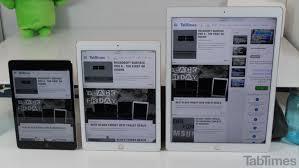 ipad size comparison apple ipad air 2 vs ipad mini 4 dgit