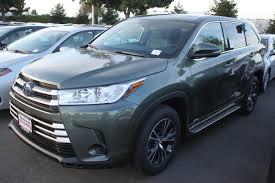 New 2018 Toyota Highlander Hybrid LE Sport Utility in San Jose ...